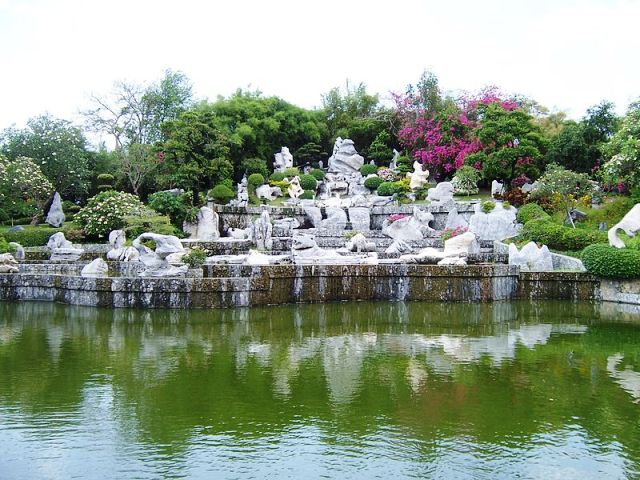 The Million Years Stone Park in Pattaya