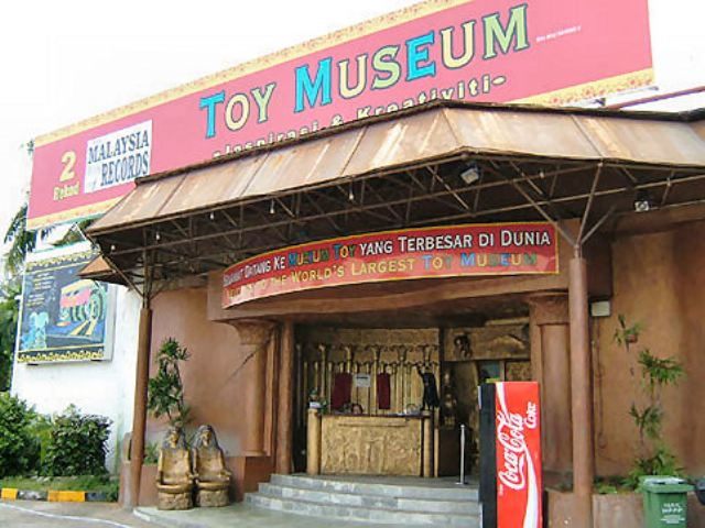Toy Museum in Penang