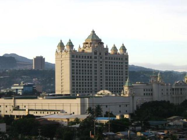 Waterfront Hotel Casino in Cebu