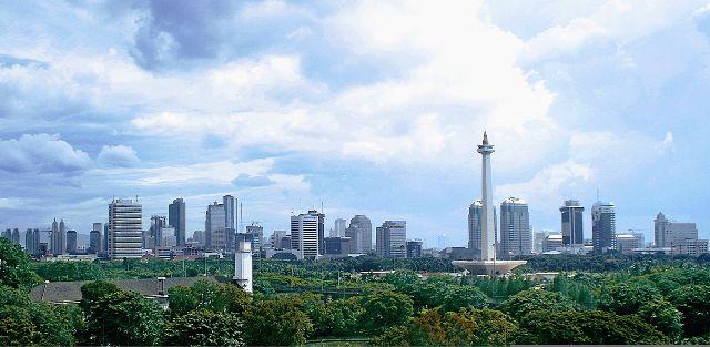 Weather in Jakarta