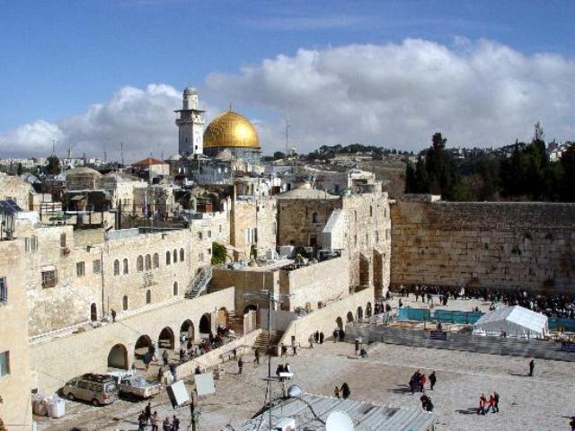 weather in jerusalem