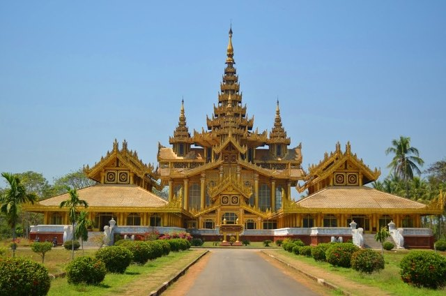 city of bago, myanmar