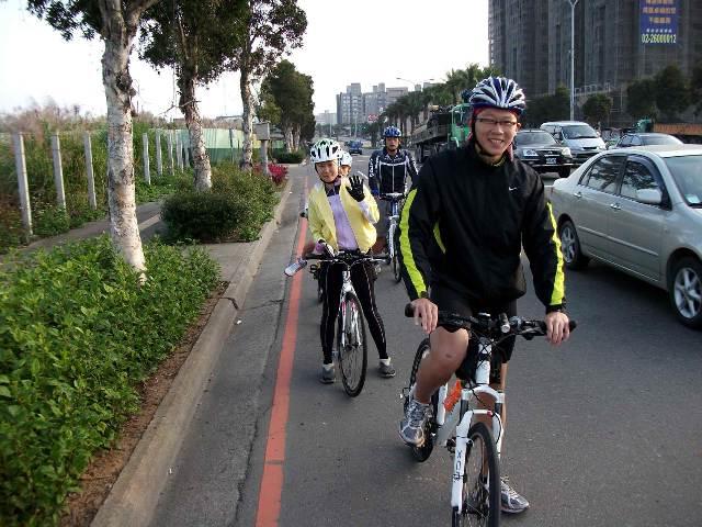 sport activity, biking, taoyuan, taiwan