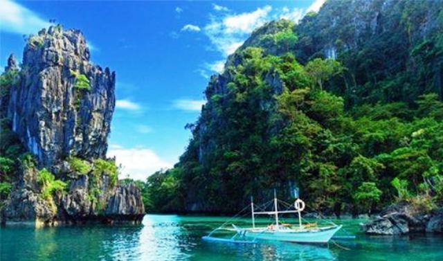 Breathtaking El Nido in Palawan, Philippines