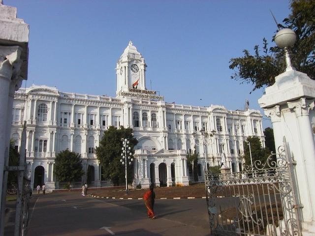 fort, chennai, india