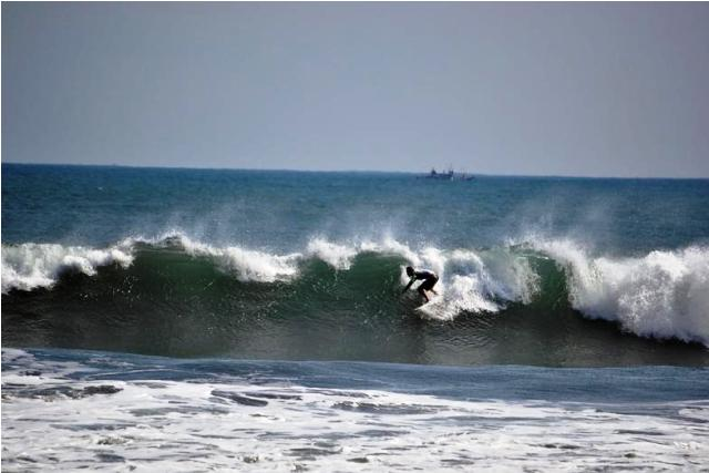 surfing activity, hualien