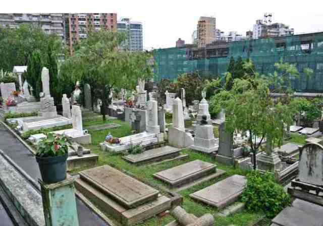 cemetery, macau, st. michael