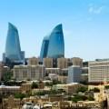 city, baku, azerbaijan