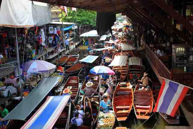 attractions, bangkok, thailand