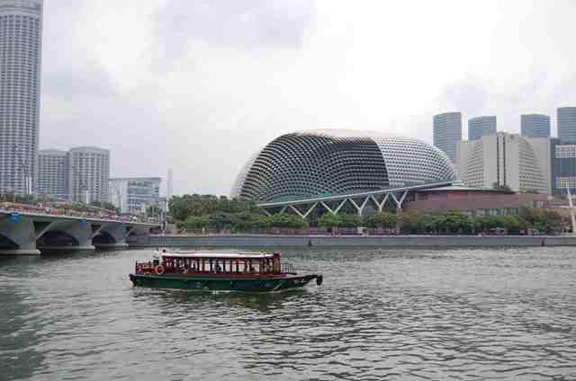 river, singapore