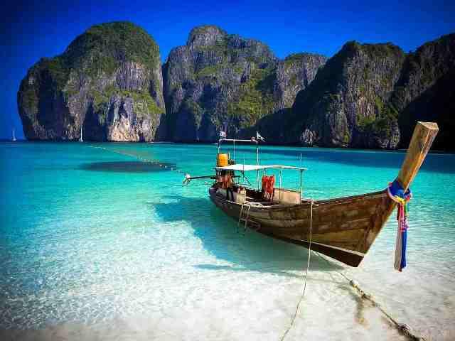 phi phi islands, krabi, thailand