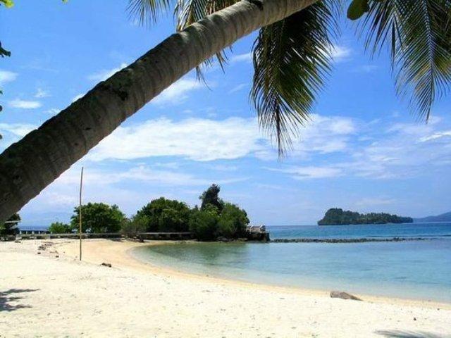 talomo beach, davao, philippines