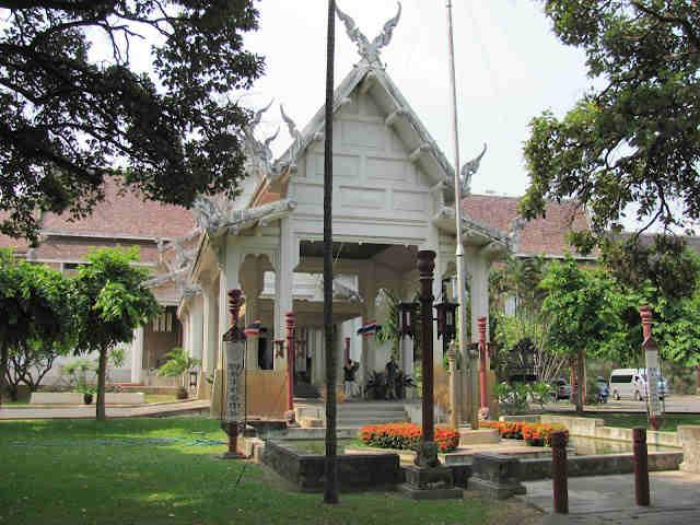 chiang mai national museum, thailand,