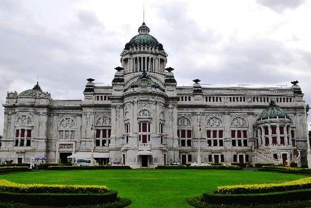 dusit palace, thailand, bangkok