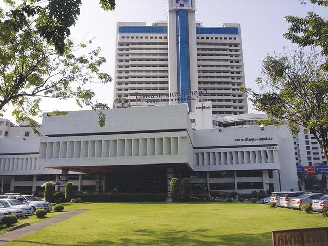 hospital, thailand, bangkok, saint louis hospital