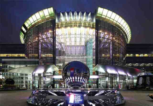 shopping mall, asia, korea, seoul, coex