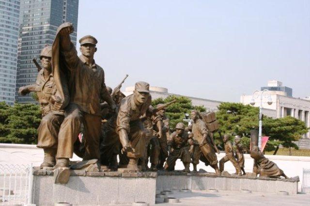korea, seoul, national war memorial