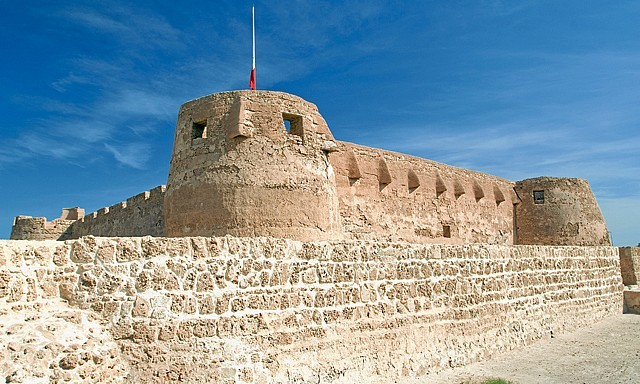 arad fort, bahrain, attractions