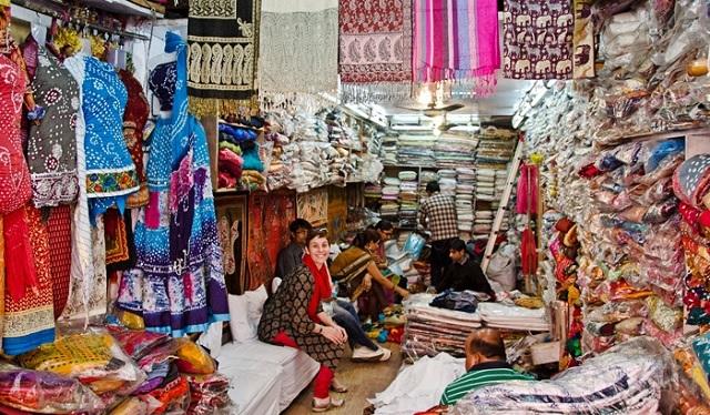 shopping, bazaar, india, udaipur
