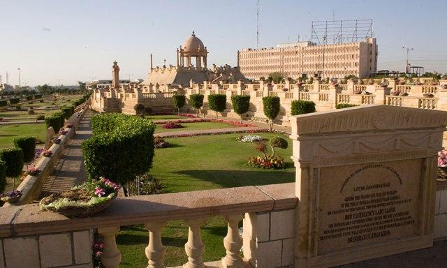 karachi, former capital, pakistan