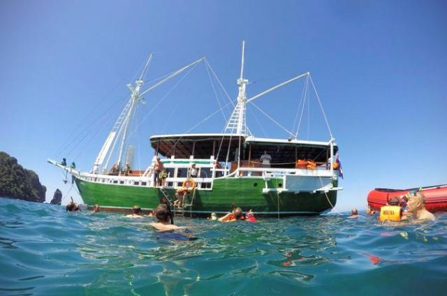sailand, outdoor activity, krabi, thailand
