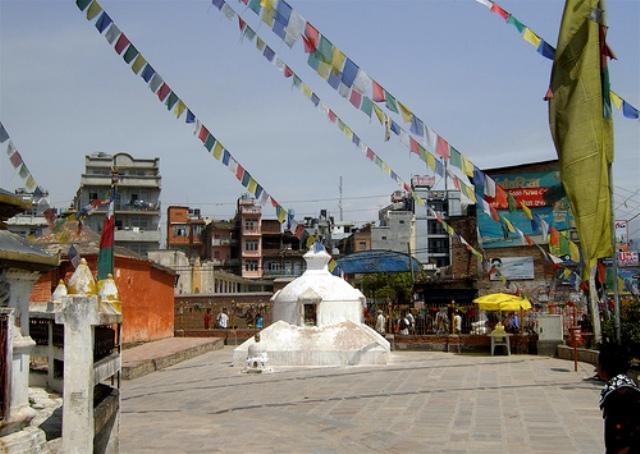 chabahil, kathmandu, nepa