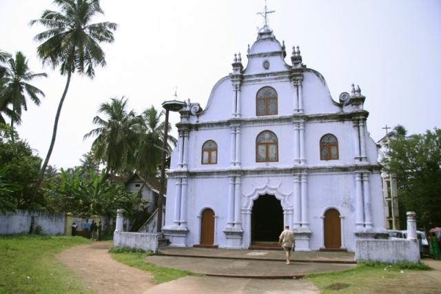 kochi fort, india
