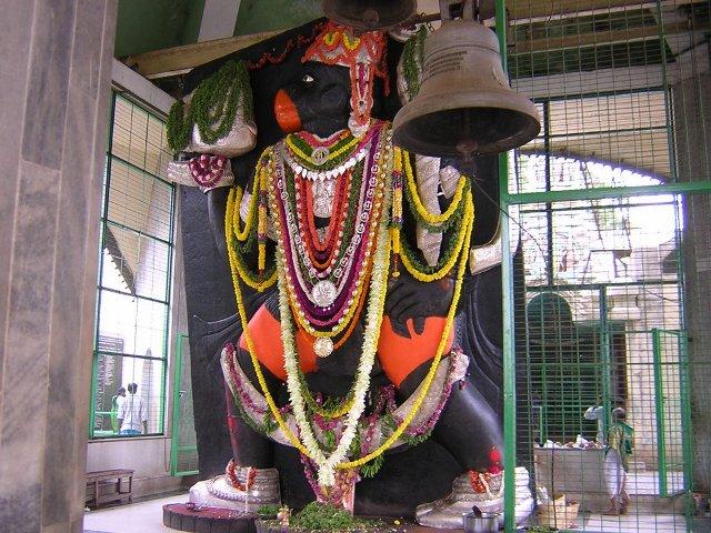 maruthi mandir, temple bangalore, india