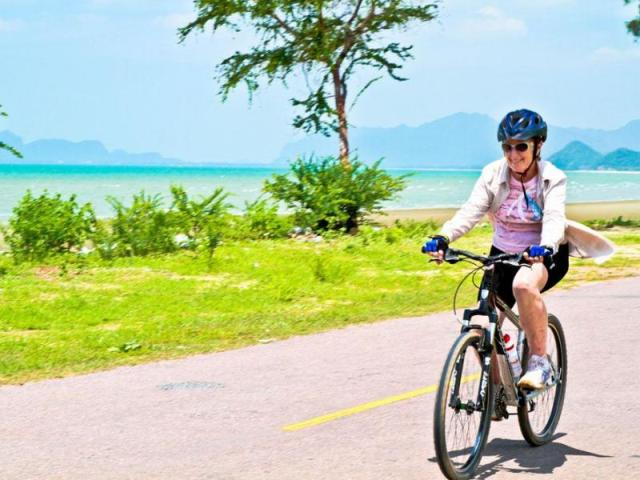 cycling, thailand, hua hin, cha-am