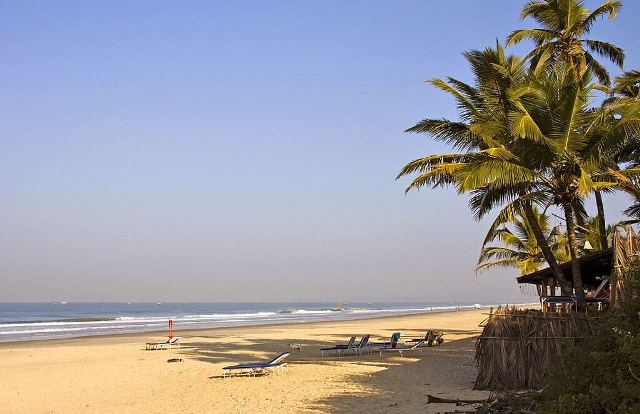 beach in goa, goa beaches, india