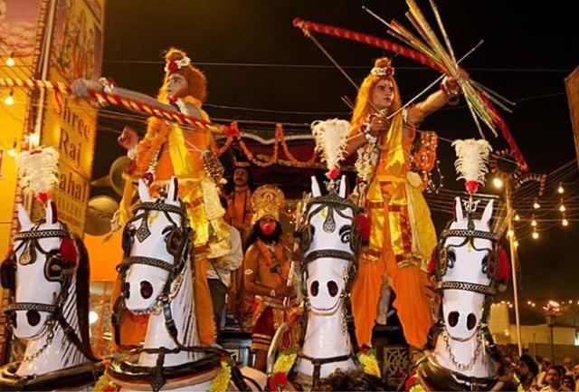 festival goa, dussehra festival, india