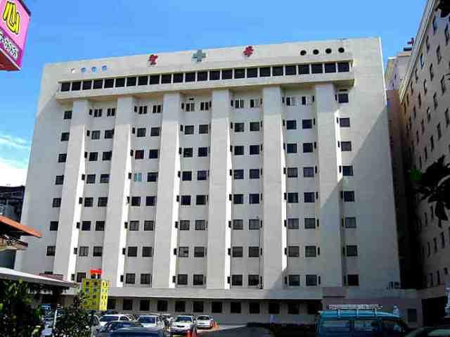 hospital yilan, taiwan