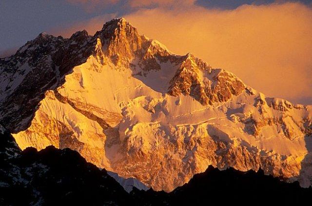 kanchenjunga, mt kanchenjunga, nepal