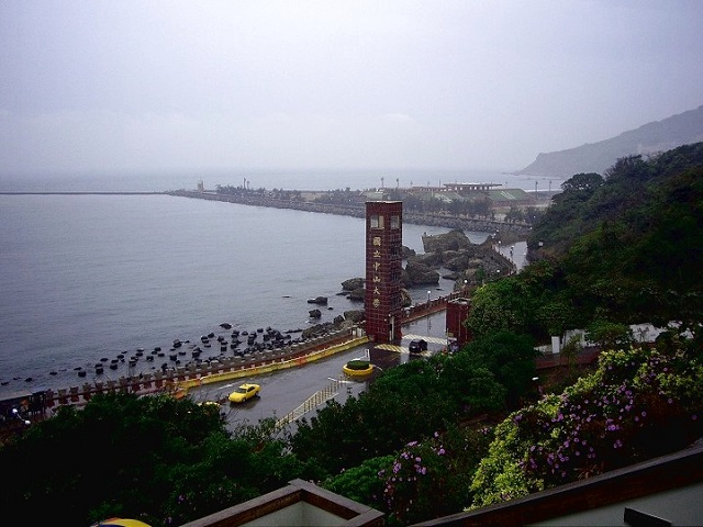 sizih bay, kaohsiung, taiwan