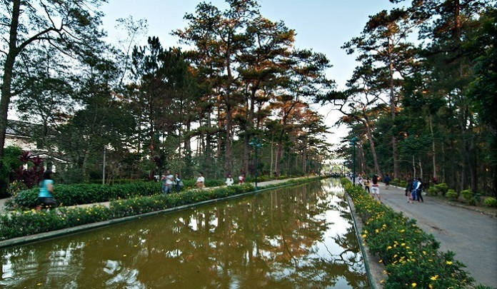 wright park, baguio, ph