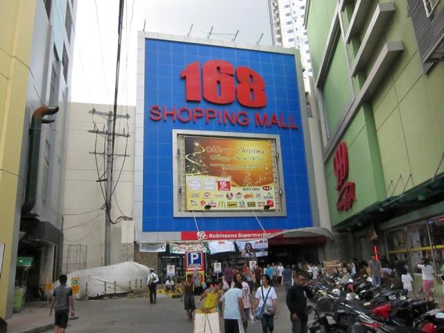 tutuban, shopping mall, manila