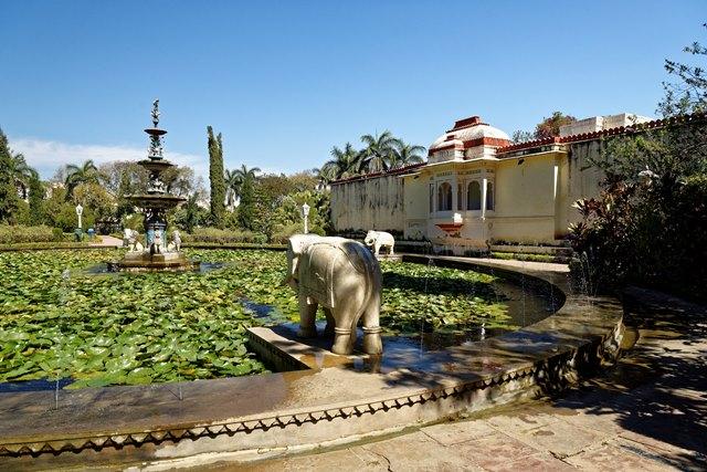 saheliyon ki bari, india, udaipur