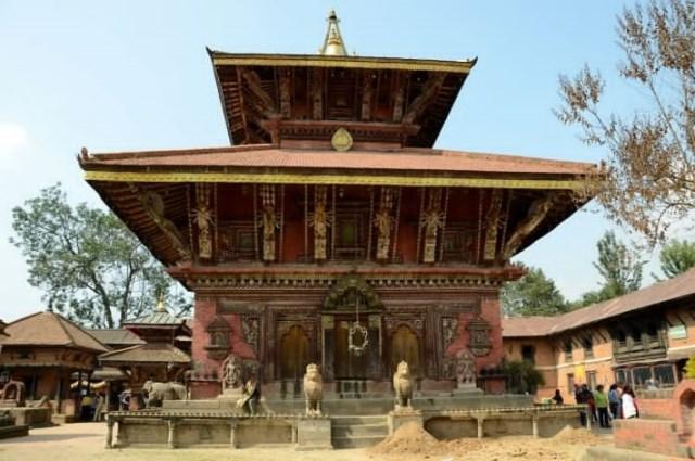 changu narayan temple, nepal, kathmandu