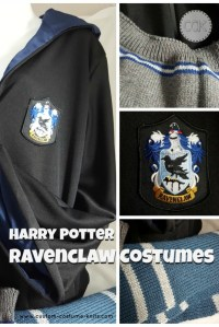 Harry Potter Ravenclaw Costumes | Custom Costume Knits