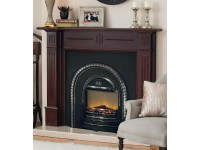 Refurbished electric fireplace inserts on Custom-Fireplace ...