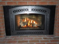 Osburn wood fireplace insert blower on Custom-Fireplace ...