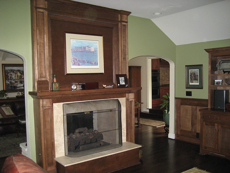 Arched Fireplace Fireplace Screen Art Deco On Custom-fireplace. Quality