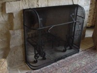 Cheap fireplace screen on Custom-Fireplace. Quality ...