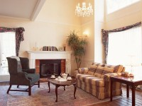 Faux fireplace on Custom-Fireplace. Quality electric, gas ...