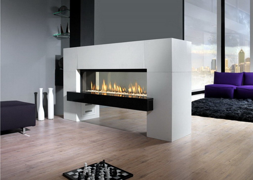 Fotos De Salones Con Chimenea Vent Free Gas Fireplace On Custom-fireplace. Quality