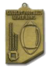 Custom Football Medal
