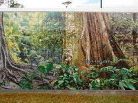 Outdoor Tile Murals