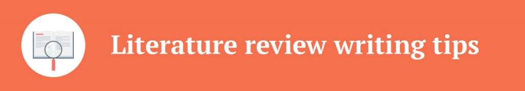 Literature Review Outline Useful Tips and a Brilliant Template - literature review