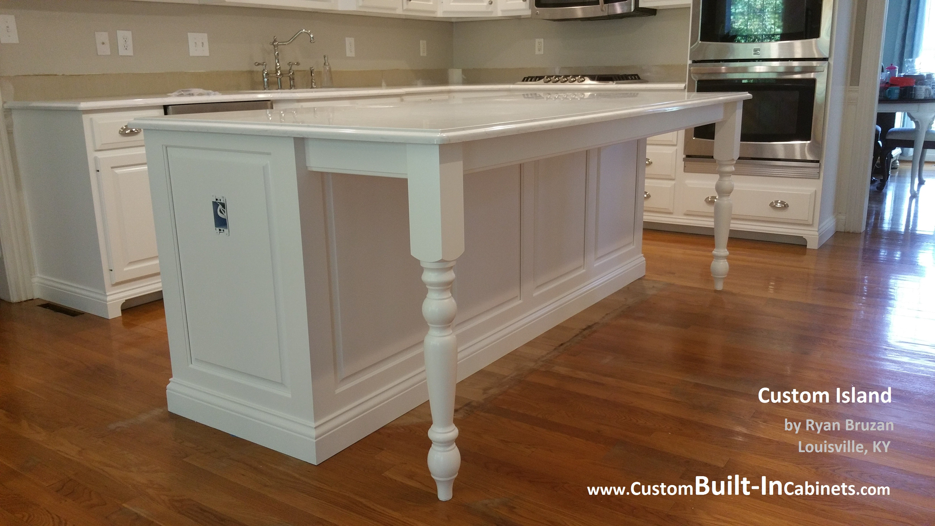 Unfinished Kitchen Cabinets Louisville Ky Custom Islands