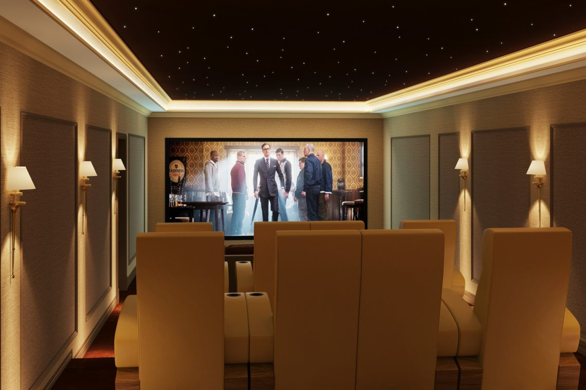Our Top 20 Home Cinema Room Ideas Customcontrols